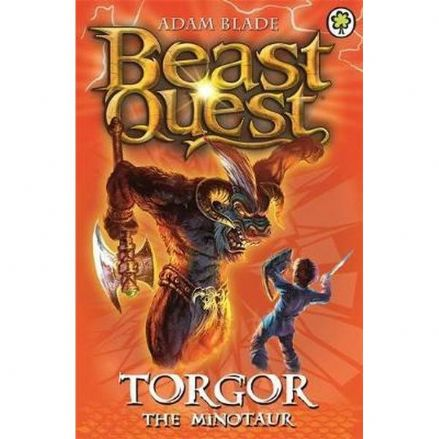 The Dark Realm: Torgor the Minotaur (Beast Quest)